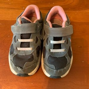 Nike gym sneakers shoes grey toddler 9